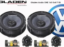 Gladen Audio ONE 165 Golf 7 RS
