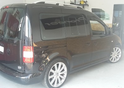 Volkswagen Caddy audio